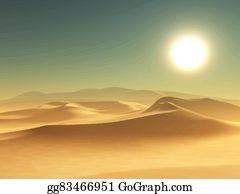 Wüste Hintergrund