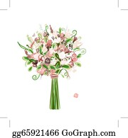 Wedding Bouquets Clipart | Free Images at Clker.com - vector clip art  online, royalty free & public domain
