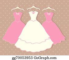 Free Bridesmaid Dress Cliparts, Download Free Clip Art, Free Clip Art on  Clipart Library