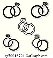 Wedding Rings Clip Art Royalty Free Gograph