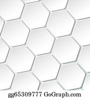 Amazing Hexagon Clipart Hexagon Worksheets Abitlikethis - Hexagon Shapes  Clipart - 382x480 PNG Download - PNGkit