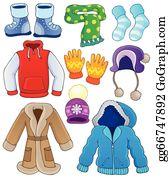 Coat Clipart Girl Free On Transparent Png - Kid Coat Clipart, Png Download  - vhv