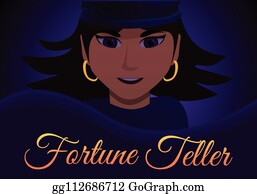 Royalty Free Gypsy Woman Vectors - GoGraph