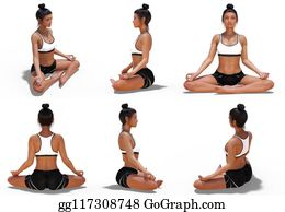yoga background stock illustrations  royalty free  gograph
