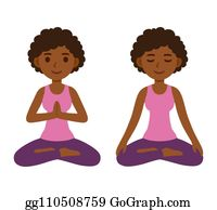 royalty free mindfulness clip art  gograph