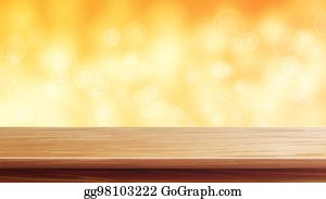 table top background dark wood table top vector orange autumn yellow bokeh background empty wooden deck vector art table top vector blur spring green background