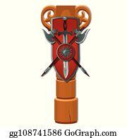 Pole Axe Clip Art - Royalty Free - GoGraph