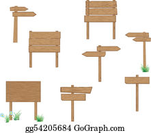 Wooden Post Clip Art Royalty Free Gograph