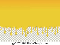 Royalty Free Dripping Paint Vectors - GoGraph