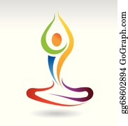 Yoga Clip Art Royalty Free Gograph