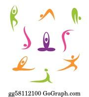 Yoga Clip Art Royalty Free Gograph